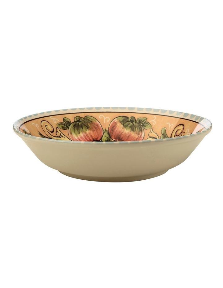 Ceramica Salerno 30cm Bowl in Apples Print image 1