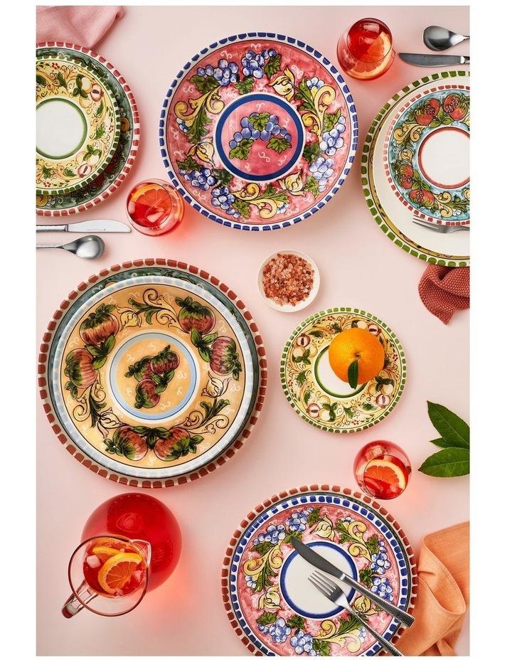 Ceramica Salerno 30cm Bowl in Apples Print image 3