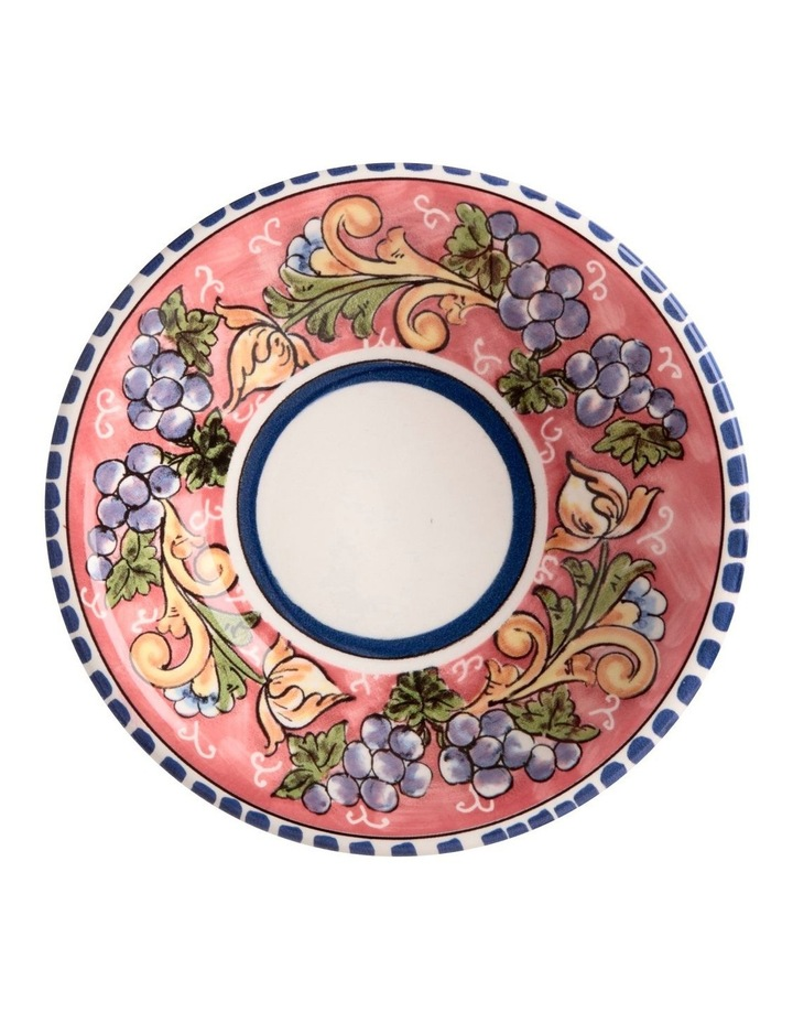 Ceramica Salerno 21cm Pasta Bowl in Grapes Print image 2