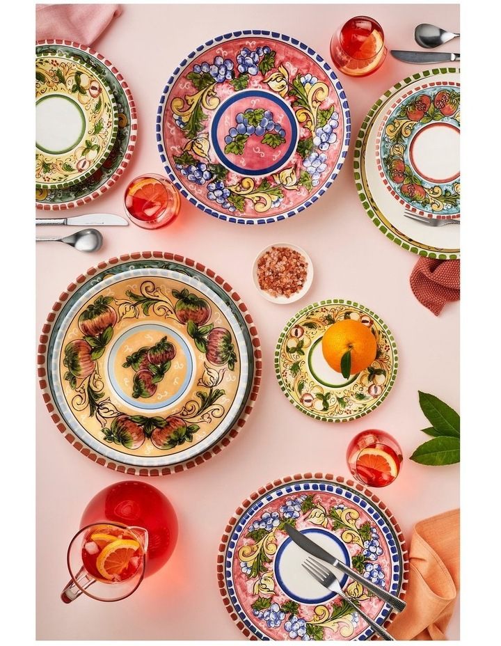 Ceramica Salerno Apples 20cm Plate image 2