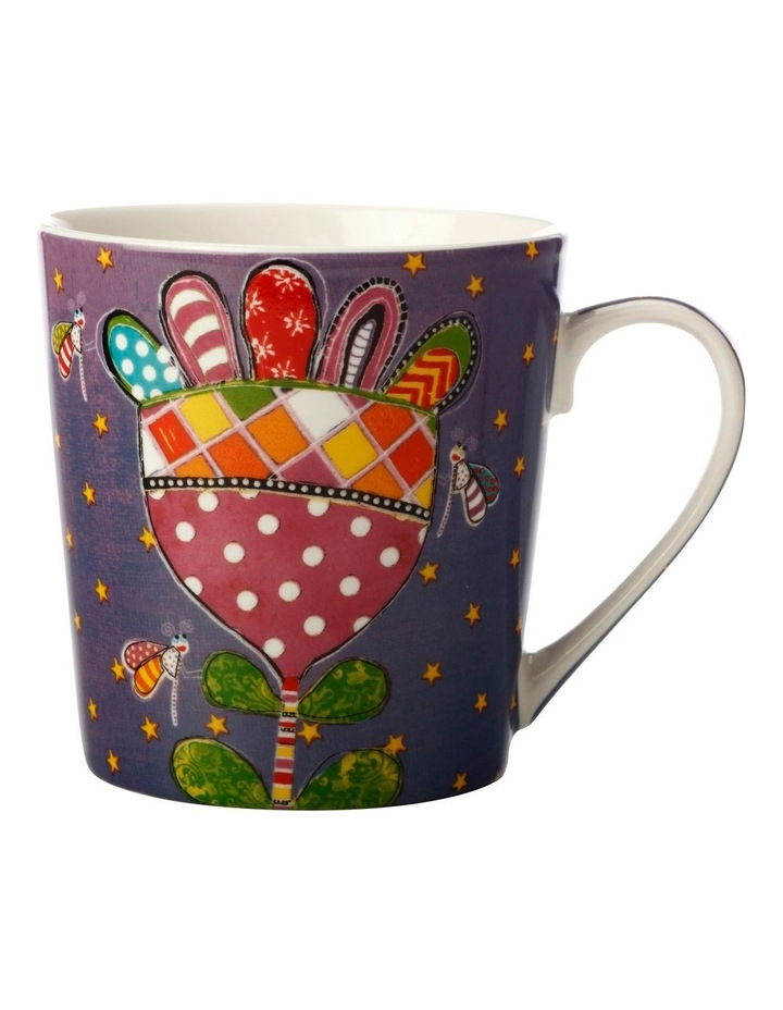 Donna's Garden Terrific Tulip 350ml Mug in Tin Gift Box image 1