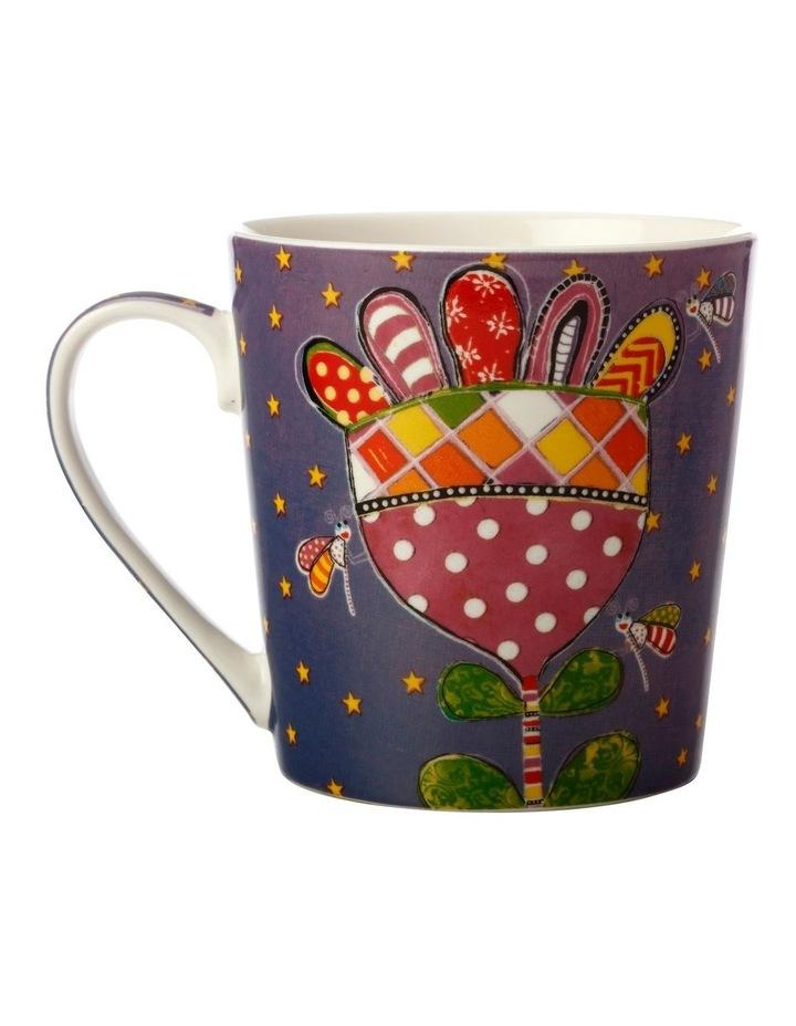 Donna's Garden Terrific Tulip 350ml Mug in Tin Gift Box image 2