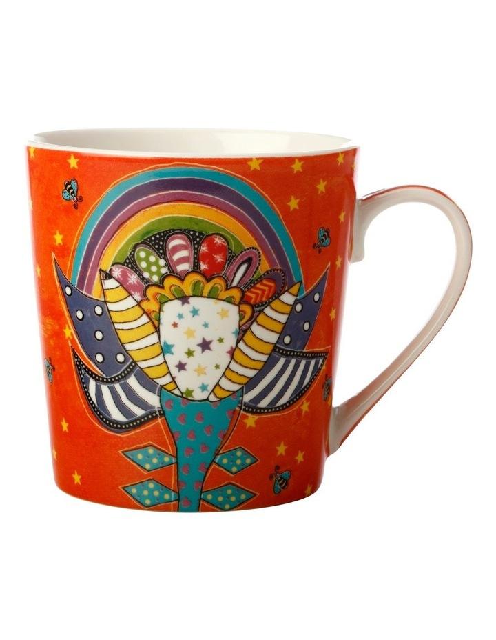 Donna's Garden Mug 350ML Lovely Lily Tin Gift Boxed image 1