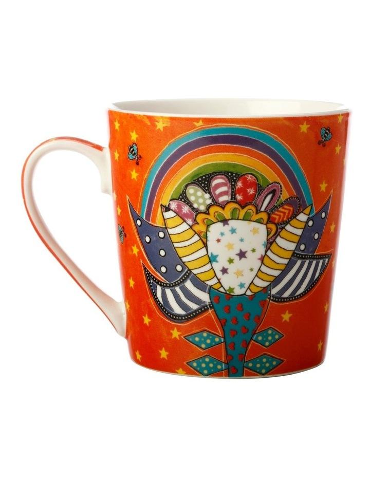 Donna's Garden Mug 350ML Lovely Lily Tin Gift Boxed image 2