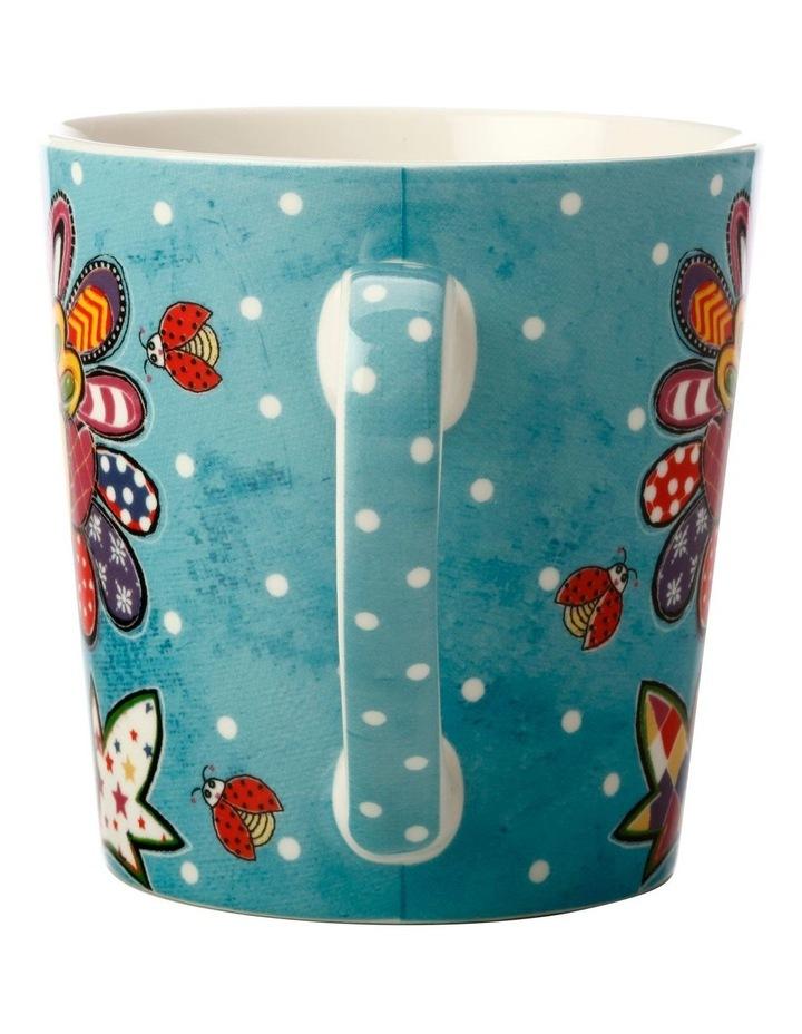 Donna's Garden Bubbly Blossom 350ml Mug in Tin Gift Box image 3