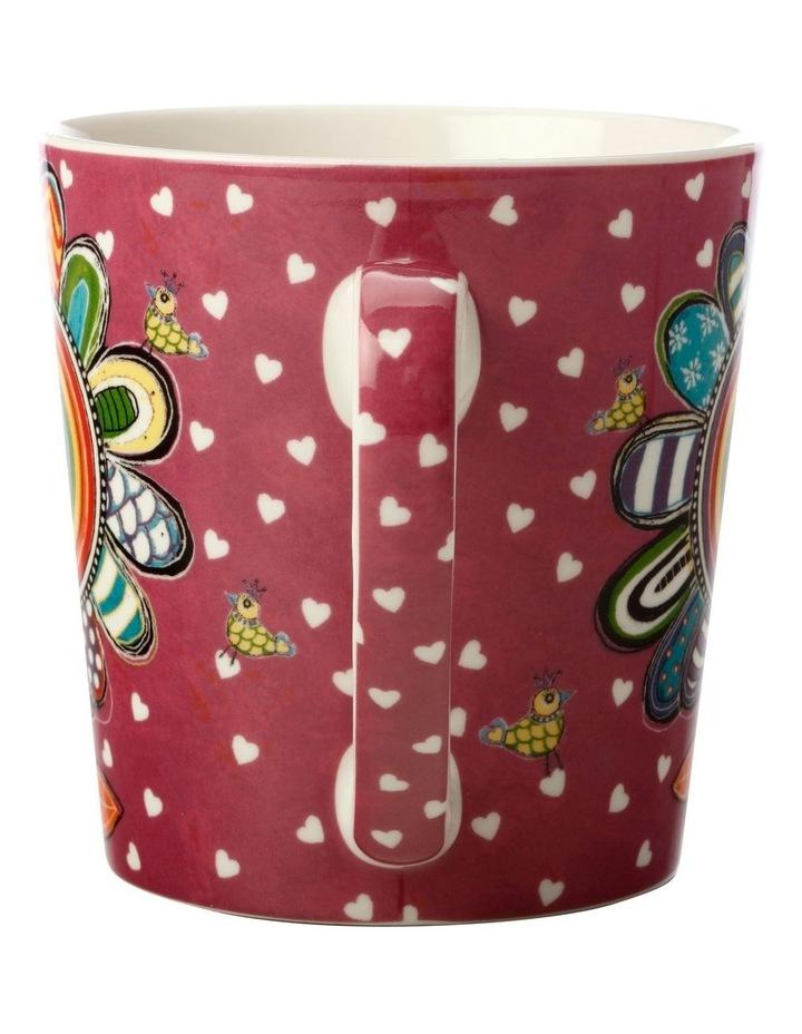 Donna's Garden Delightful Daisy 350ml Mug in Tin Gift Box image 3