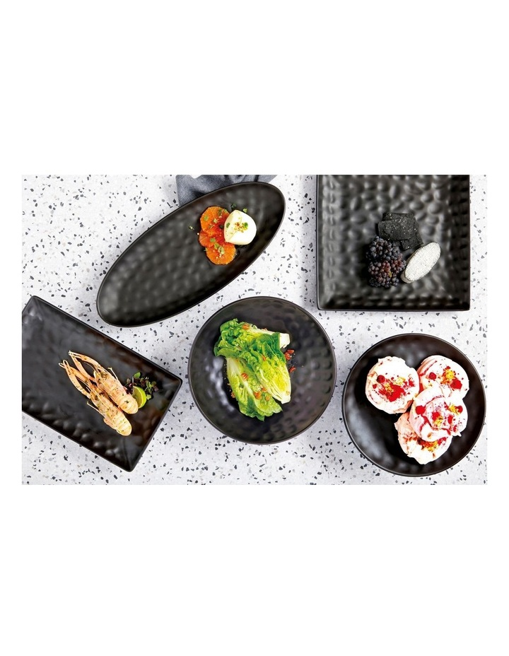 Gravity Gift Boxed 32cm Coupe Bowl in Black image 3