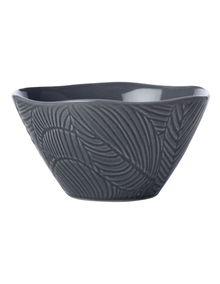 Panama Conical Bowl 15cm Grey image 1