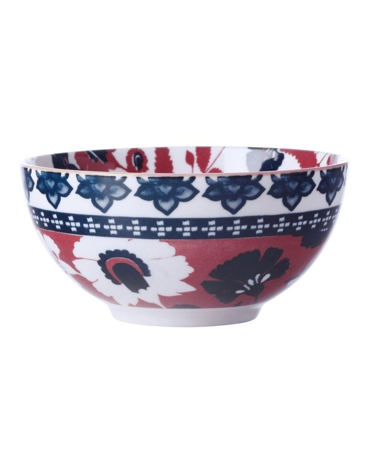 Rhapsody Bowl 12.5cm Red image 1