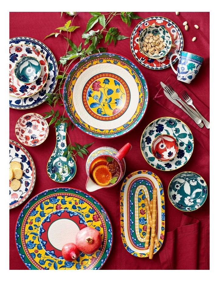 Rhapsody Dinner Plate 27cm Red image 2