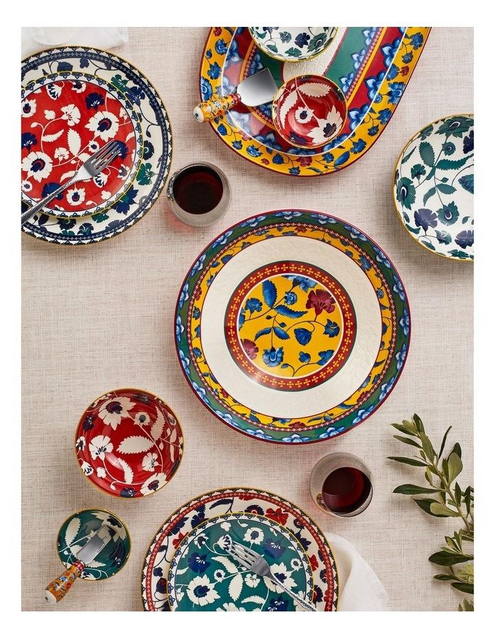 Rhapsody Dinner Plate 27cm Red image 3