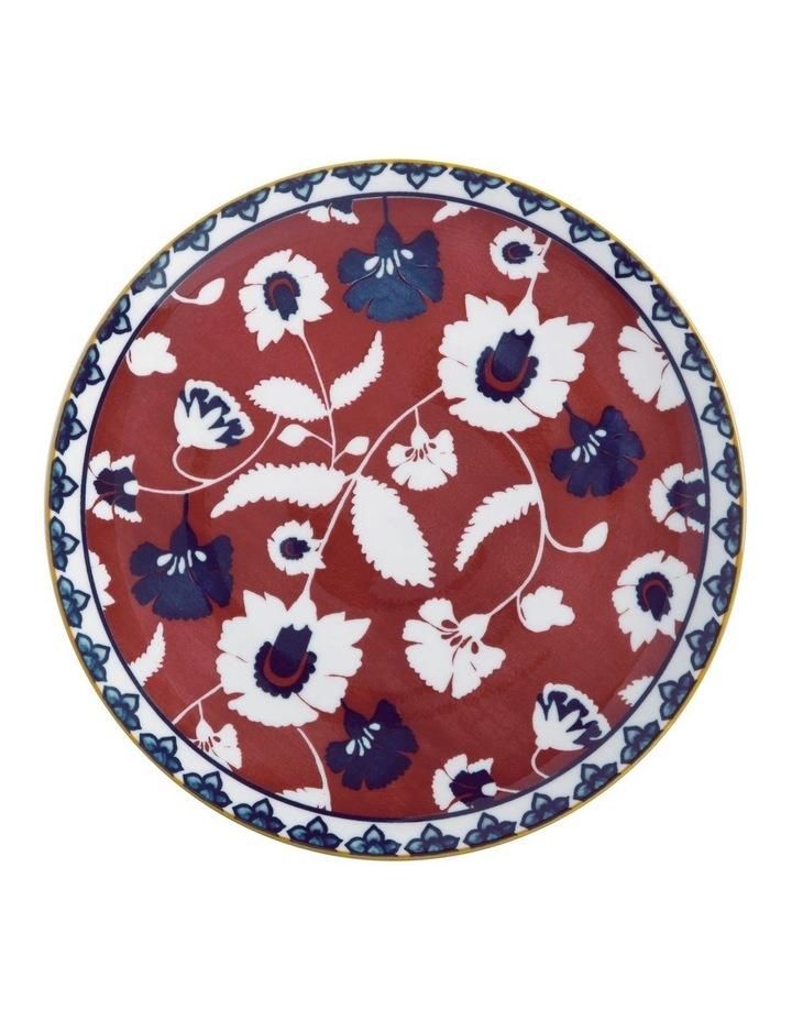 Rhapsody Side Plate 20cm Red image 1