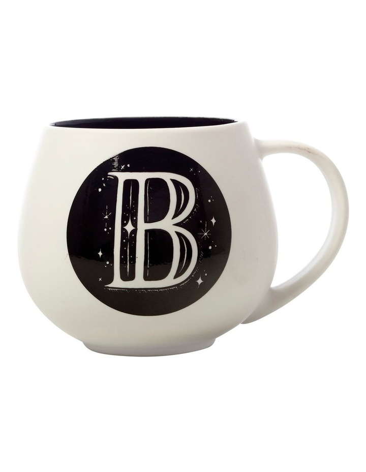 "The Letterettes Snug Mug 450ML ""B"" Gift Boxed image 1"