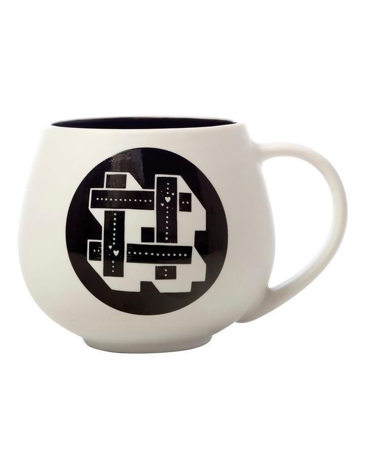 "The Letterettes Snug Mug 450ML ""#"" Gift Boxed image 1"