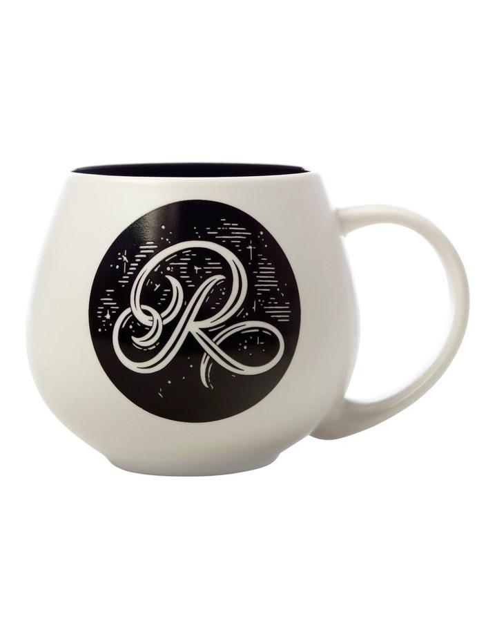 "The Letterettes Snug Mug 450ML ""R"" Gift Boxed image 1"
