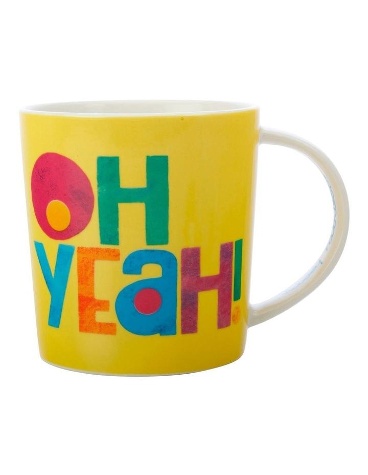 Kasey Rainbow Be Kind Mug 380ML Oh Yeah Gift Boxed image 1