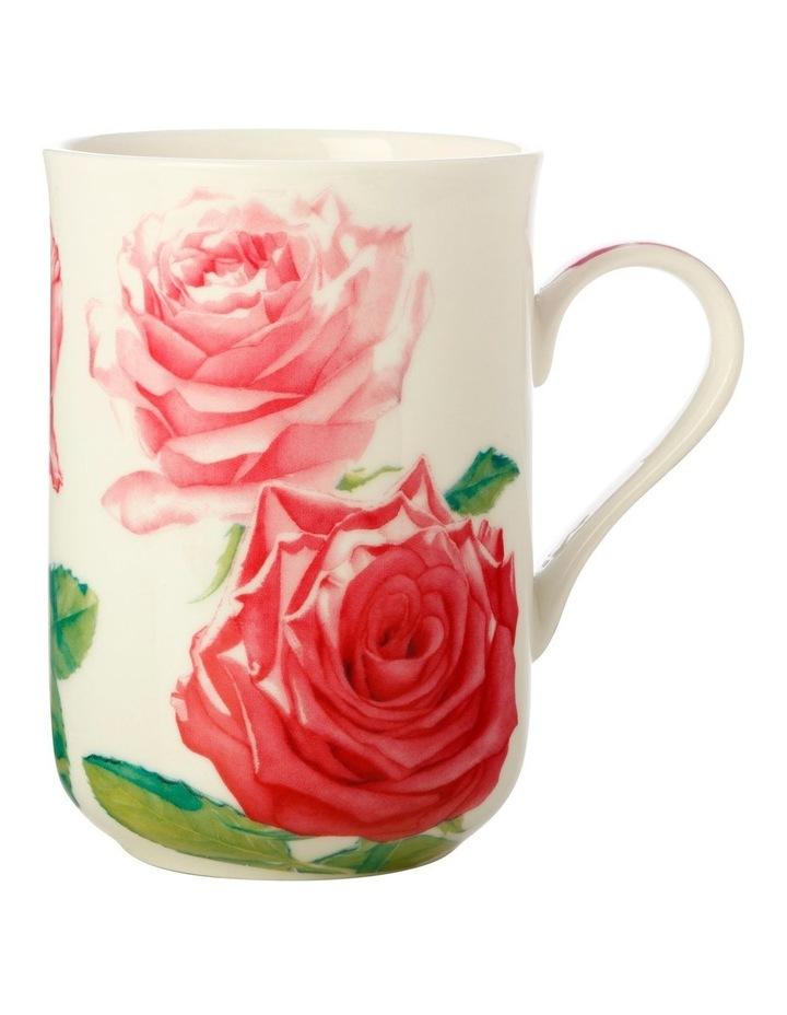 Katherine Castle Floriade Mug 350ML Rose Gift Boxed image 1