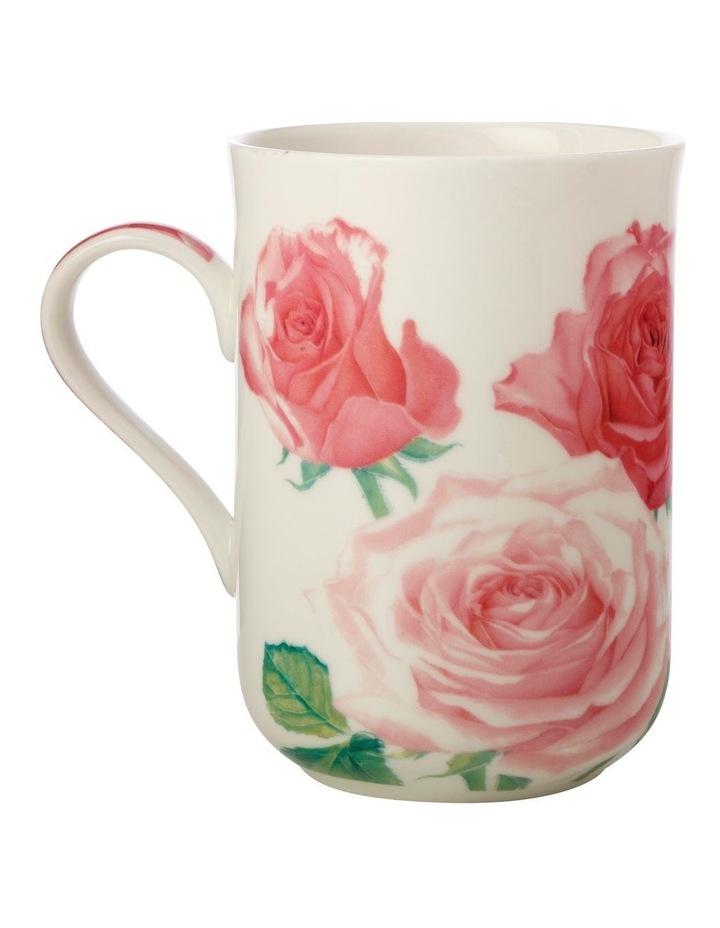 Katherine Castle Floriade Mug 350ML Rose Gift Boxed image 2