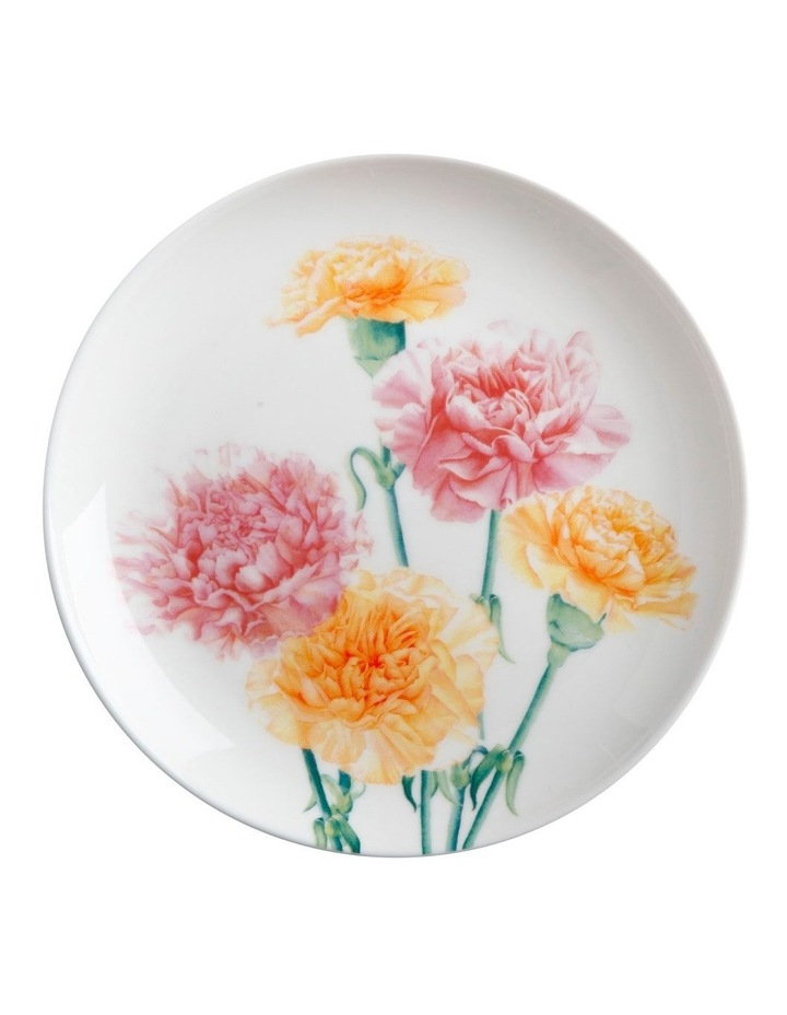 Katherine Castle Floriade Plate 20cm Carnation Gift Boxed image 1