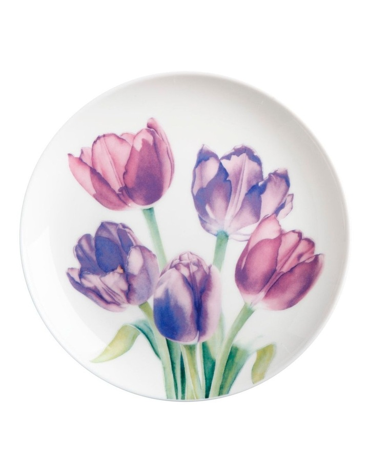 Katherine Castle Floriade Plate 20cm Tulip Gift Boxed image 1
