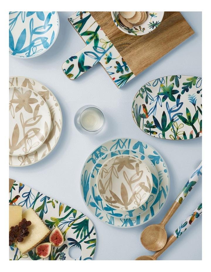 Marc Martin Dusk Dinner Plate 26.5cm In Blue image 2