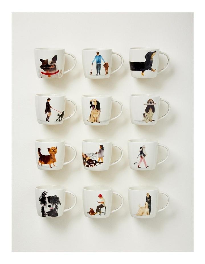 Marc Martin BFF Mug 400ML Fashion Poodle Gift Boxed image 2