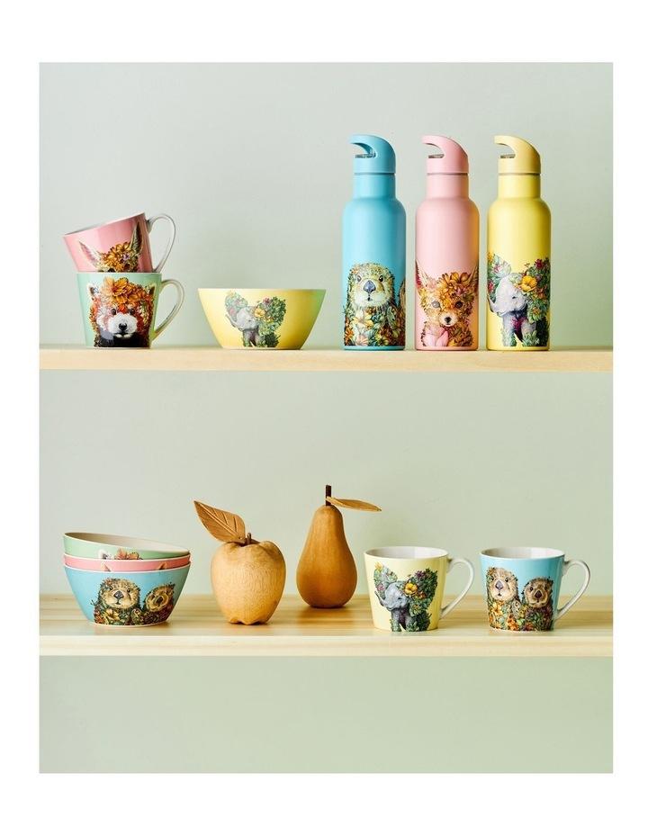 Marini Ferlazzo Wild Planet Mug 400ML Elephant Gift Boxed image 2