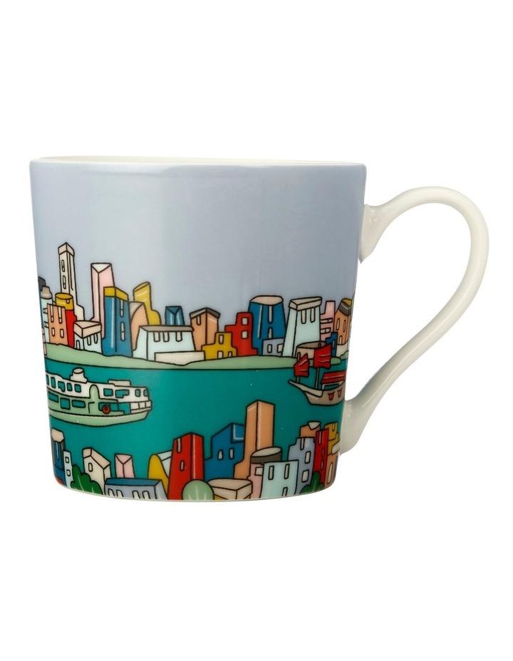 Megan McKean Cities Mug 430ML Hong Kong Gift Boxed image 1