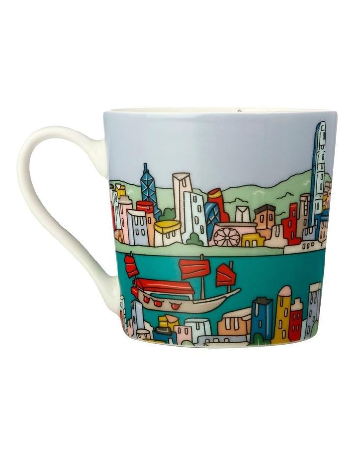 Megan McKean Cities Mug 430ML Hong Kong Gift Boxed image 2