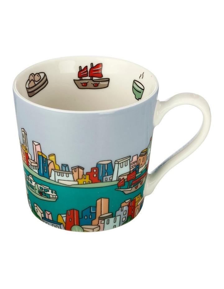 Megan McKean Cities Mug 430ML Hong Kong Gift Boxed image 3