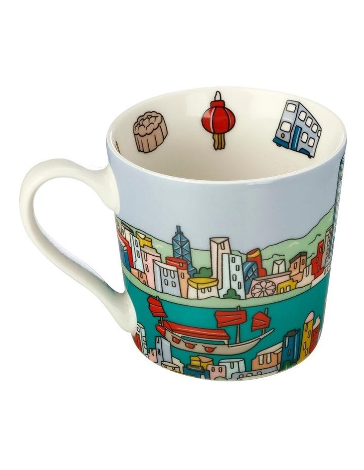 Megan McKean Cities Mug 430ML Hong Kong Gift Boxed image 4
