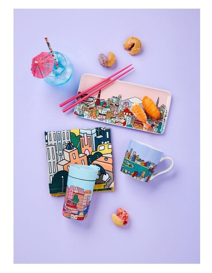 Megan McKean Cities Mug 430ML Hong Kong Gift Boxed image 5