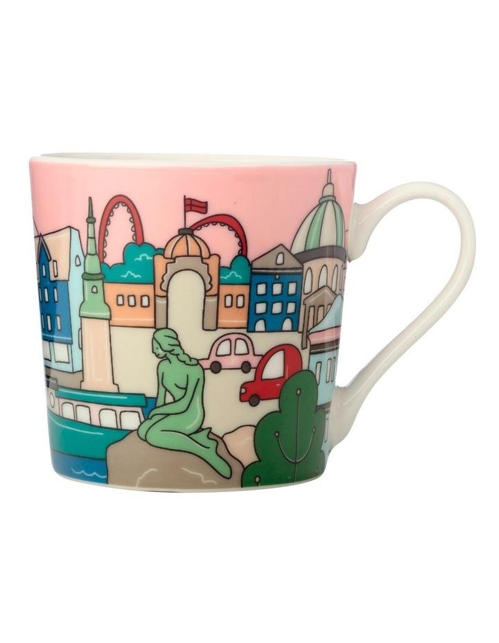 Megan McKean Cities Mug 430ML Copenhagen Gift Boxed image 1