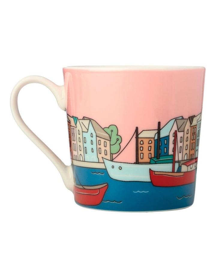 Megan McKean Cities Mug 430ML Copenhagen Gift Boxed image 2
