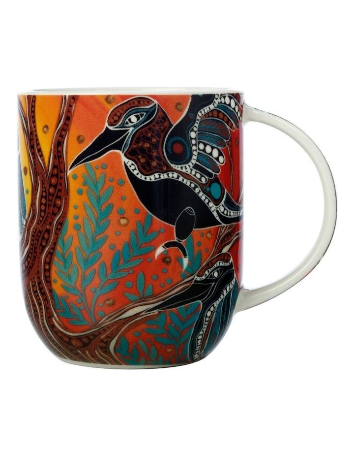 Melanie Hava Journeys Mug 440ML Kookaburras Gift Boxed image 1