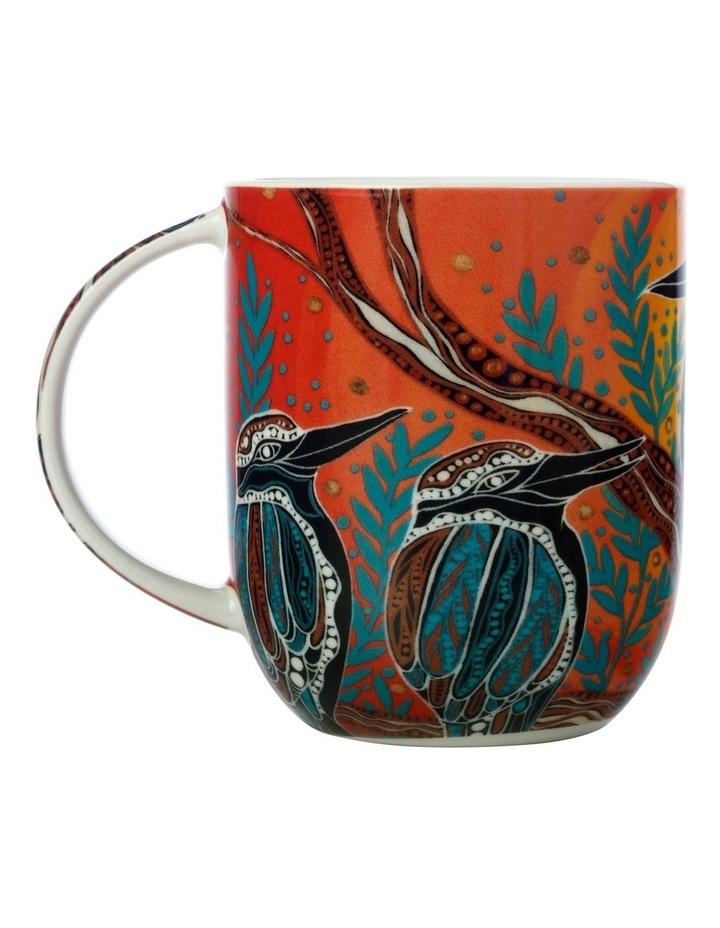 Melanie Hava Journeys Mug 440ML Kookaburras Gift Boxed image 2