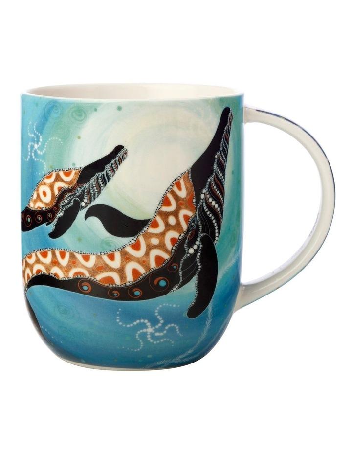 Melanie Hava Journeys Mug 440ML Whales Gift Boxed image 1