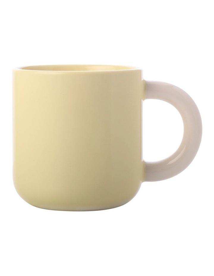 Sherbet Mug 370ML Lemon image 1