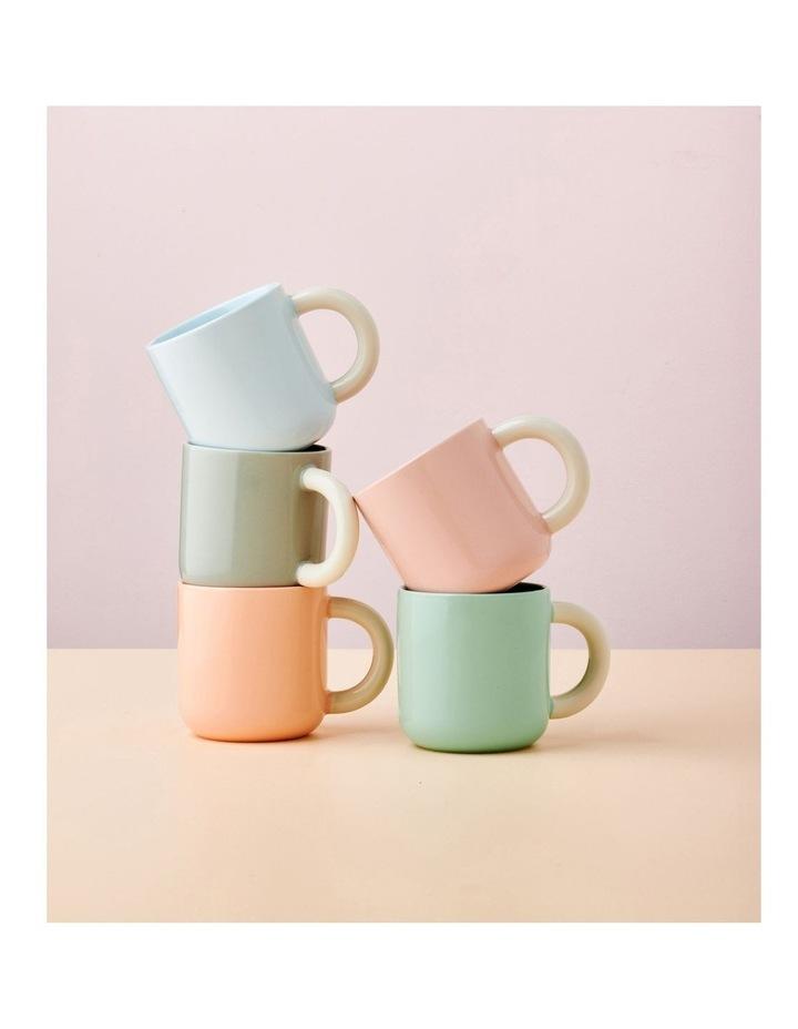 Sherbet Mug 110ML Apricot image 2