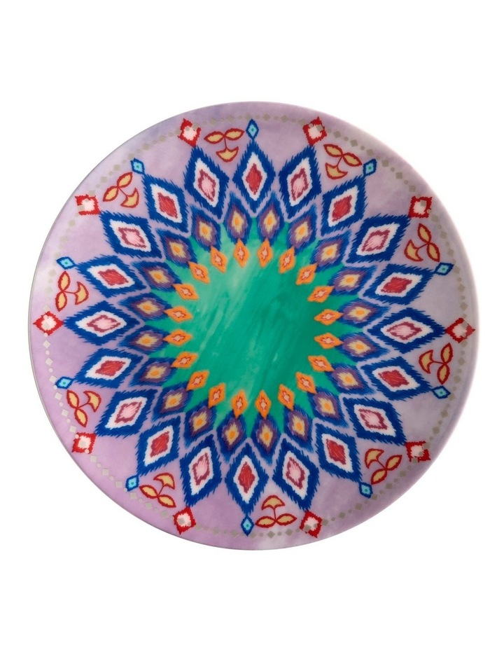 Teas & C's Zanzibar Coupe Plate 19.5cm Diamonds Gift Boxed image 1
