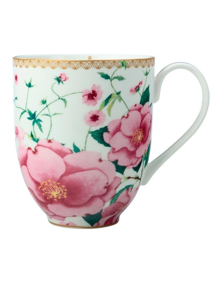 Teas & C's Silk Road Coupe Mug 440ML White Gift Boxed image 1