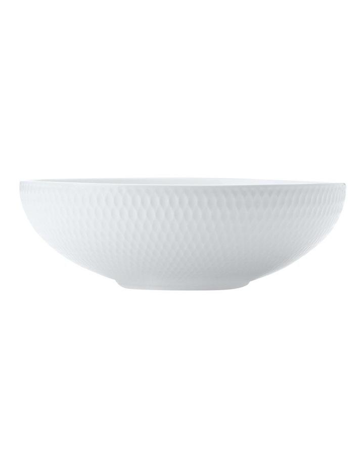 White Basics Diamonds Coupe Bowl 16cm image 1