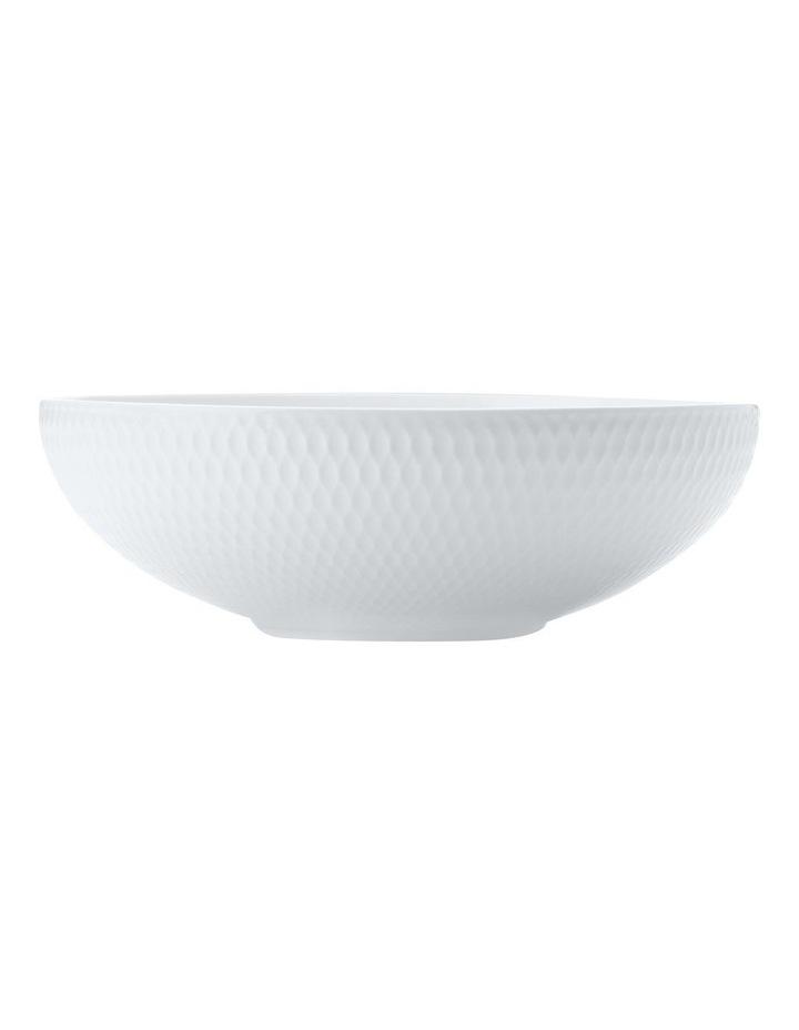 White Basics Diamonds Coupe Bowl 22cm image 1