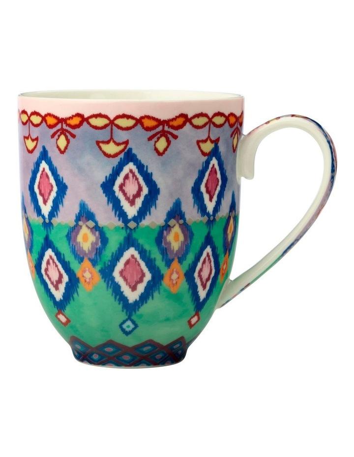 Teas & C's Zanzibar Coupe Mug 420ML Diamonds Gift Boxed image 1