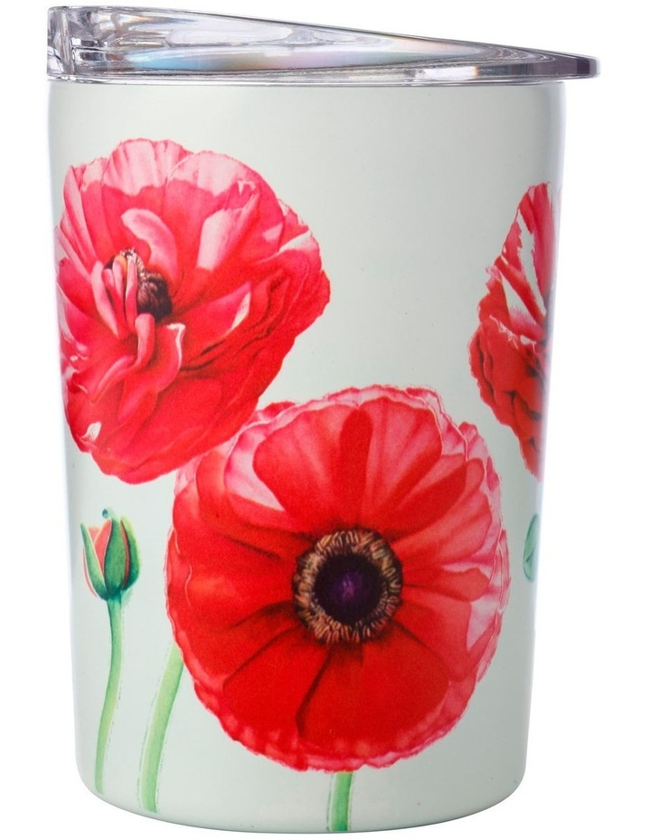 Katherine Castle Floriade Double Wall Insulated Cup 360ML Ranunculus image 1