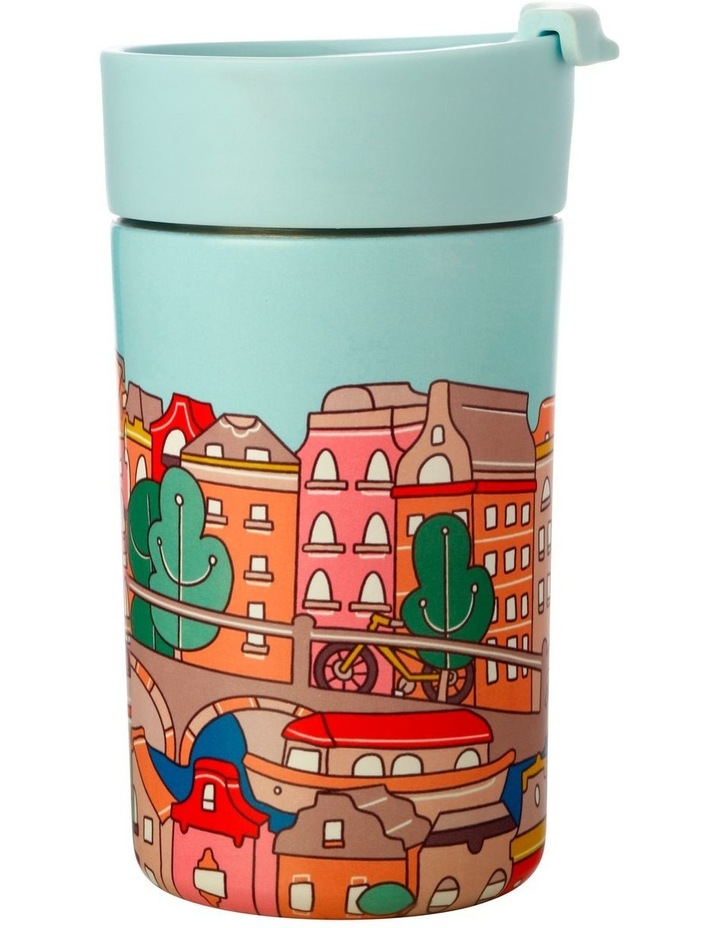 Megan McKean Cities Double Wall Insulated Cup 350ML Amsterdam image 2
