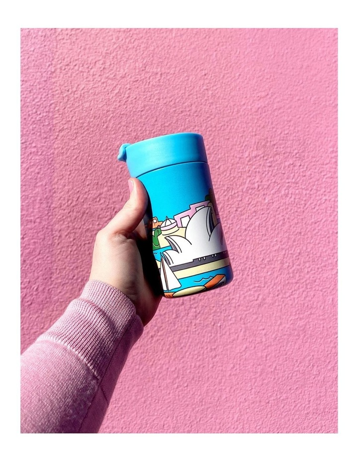 Megan McKean Cities Double Wall Insulated Cup 350ML Amsterdam image 4