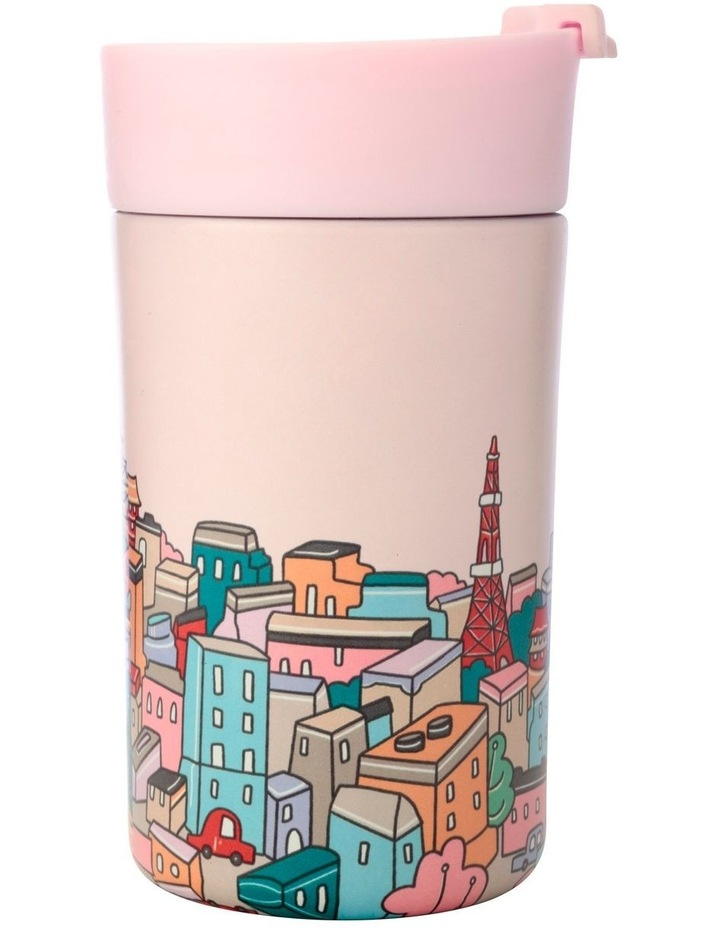 Megan McKean Cities Double Wall Insulated Cup 350ML Tokyo image 1
