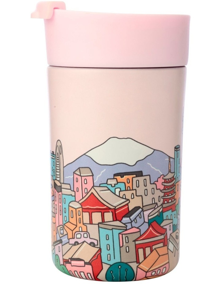Megan McKean Cities Double Wall Insulated Cup 350ML Tokyo image 2