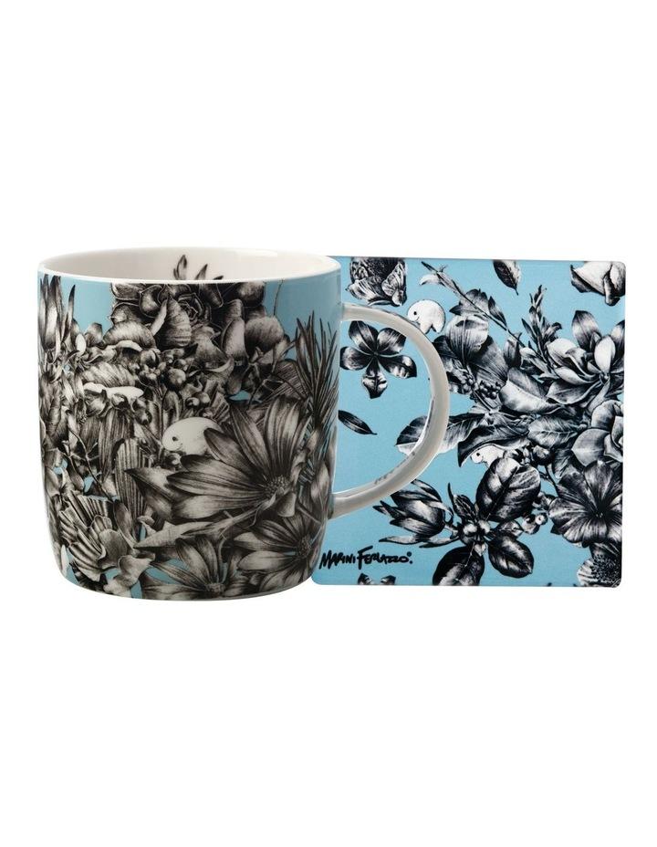 Royal Children's Hospital Uoo Uoo Mug 370ML & Coaster Marini Ferlazzo Set Gift Boxed image 1